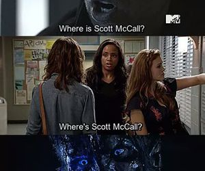 teen wolf and scott mccall image