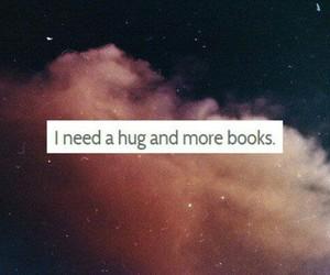 book and hug image
