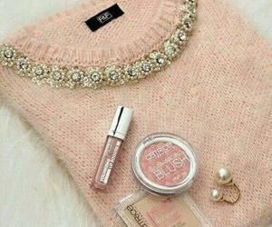 fashion, pink, and blush image