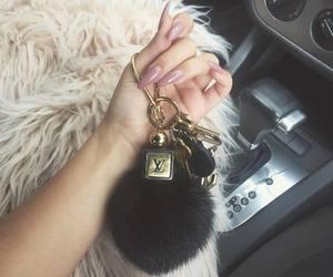nails, car, and key image