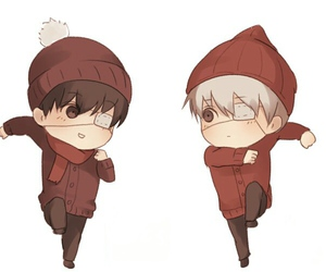kawaii, shironeki, and little image