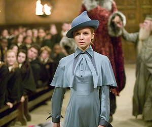 harry potter, clemence poesy, and witch image