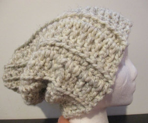 chunky, cozy, and crochet image