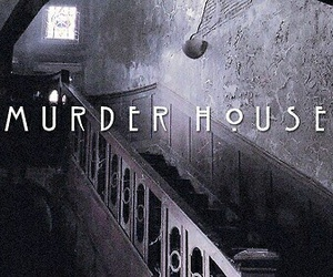american horror story, murder house, and ahs image