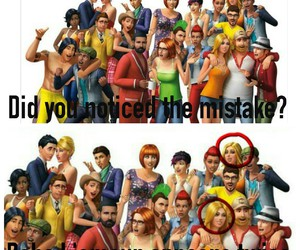 mistake, babs, and sims 4 image