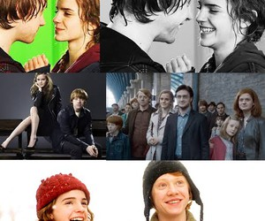 amour, emma watson, and harry potter image
