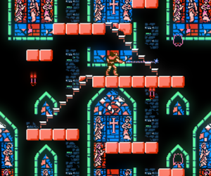 castlevania and game image
