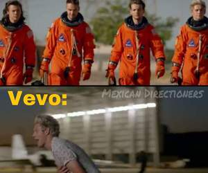 drag me down, vevo, and directioners image