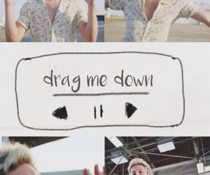 niall horan and drag me down image