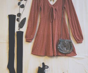 outfit and boho image