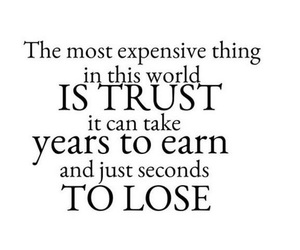 lose, quote, and trust image