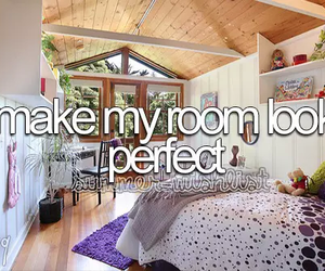 room, bed, and perfect image