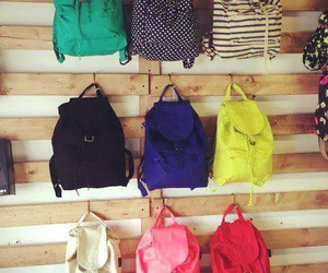 bag, cute, and style image