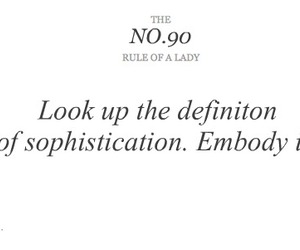 lady, quote, and Sophistication image