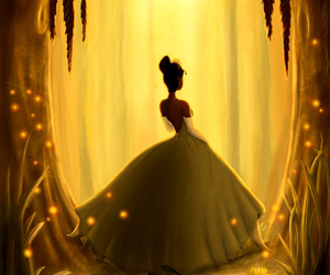 princess, disney, and tiana image