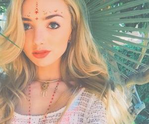 peyton list, makeup, and tumblr image