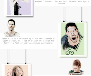 teen wolf, tw, and lydia martin image