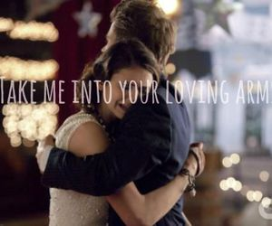 love, song, and the vampire diaries image