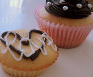 cupcakes, photography, and love image