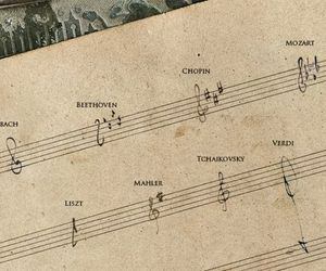 classical, clef, and Mozart image