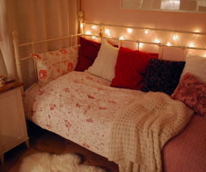 comfort, light, and cushions image