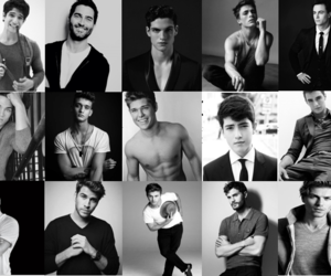 Jamie Dornan, the hunger games, and colton haynes image
