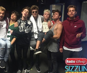 the tide, the vamps, and austin corini image