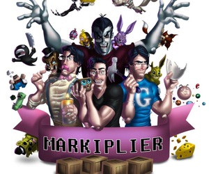 33 images about Markiplier on We Heart It | See more about