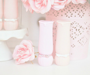 pastel, pink, and rose image