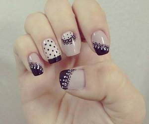 art, nails, and esmalte image
