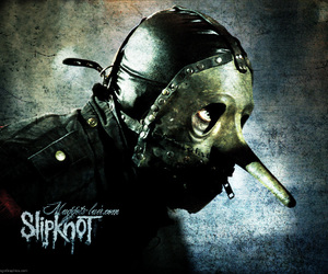 chris, music, and slipknot image