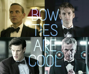 bowties and doctor who image