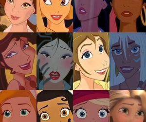 disney, princess, and jasmine image