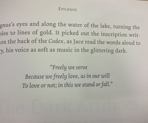 jace, quotes, and the mortal instruments image