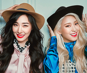 bora, snsd, and tiffany image