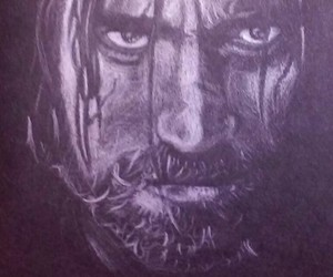 drawing, game of thrones, and Jaime image