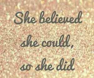 quotes and believe image