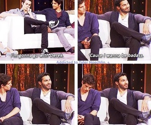 guys, ship, and tyler hoechlin image