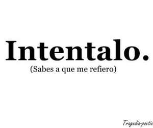 frases, frases, and intentalo image