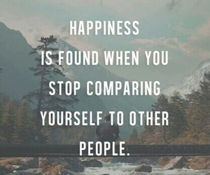 happiness, quote, and life image