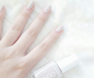 fashion, nails, and nail color image