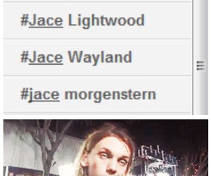 tmi, jace, and lightwood image
