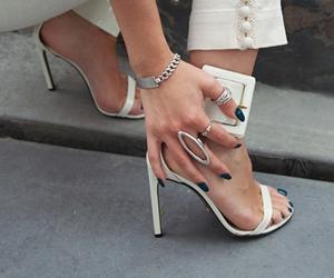 fashion, nails, and stylish image
