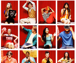 glee and season 5 image