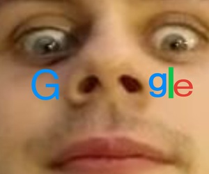 funny, google, and nose image