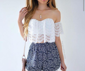 fashion, summer outfit, and cute outfits image