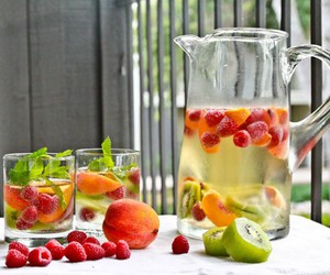 flavored water image