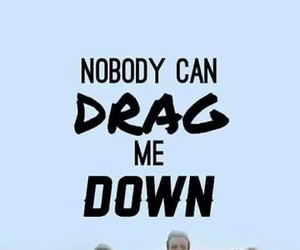 one direction, drag me down, and niall image