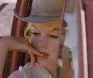 beauty, blonde, and Marilyn Monroe image