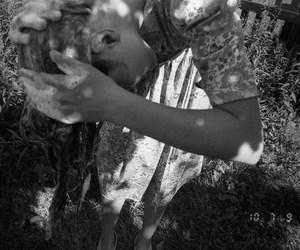 washing, hair, and washing hair image